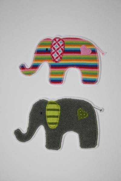 Elefanten Applikation Vorlage Dinis Blog