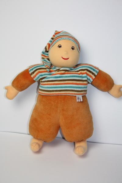 So sieht die Puppe runderneuert aus!