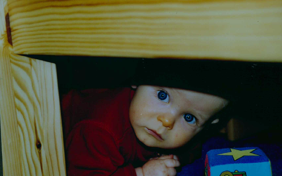 Melvin unterm Bett